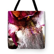 The Purple Lily. Tote Bag