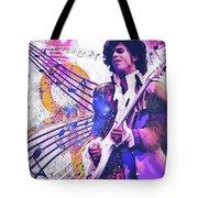 The Purple One Tote Bag