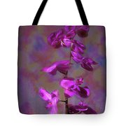 The Purple Orchid Tote Bag