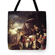 The Quack 1652 Tote Bag