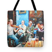 The Quay Players Tote Bag