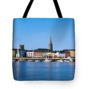 The Quays, Wexford, County Wexford Tote Bag