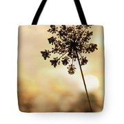 The Queen At Sunrise Tote Bag