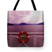 The Queen Of Coquitlan Tote Bag