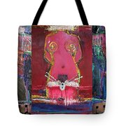 The Queen Presentation Tote Bag