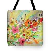 The Queens Garden Tote Bag
