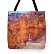 The Queens Garden Trail Tote Bag