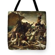 The Raft Of The Medusa Tote Bag