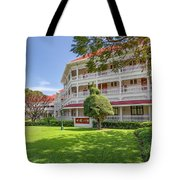 The Railway Hotel Tote Bag