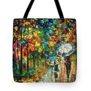 The Rain Of Childhood Tote Bag