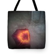 The Rainy Day. Tote Bag