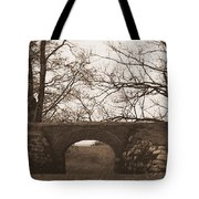 The Ramparts Of Fort Anne Tote Bag