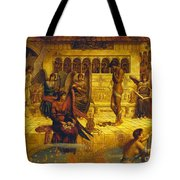 The Ramparts Of God's House Tote Bag