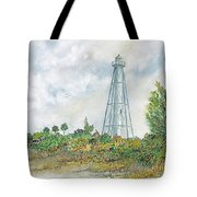 The Range Lighthouse Tote Bag