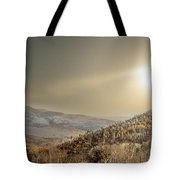 The Range, White Mountains  Tote Bag