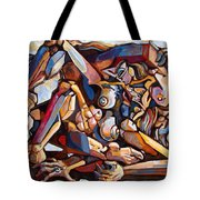 The Rape Tote Bag