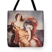 The Rape Of Europa 1639 Tote Bag