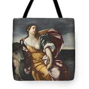 The Rape Of Europa Tote Bag