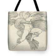 The Rape Of Ganymede Tote Bag