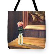The Rape Tote Bag by Patrick Anthony Pierson