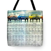 The Rapid Transit System - If You Can't Beat The System Join It. Tote Bag