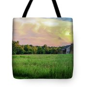 The Ray House Tote Bag