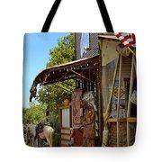 The Real Cowboy Bar Tote Bag
