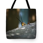 The Real Hopper Tote Bag