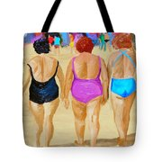 The Real South Beach Tote Bag