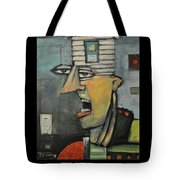 The Realtor Poster Tote Bag