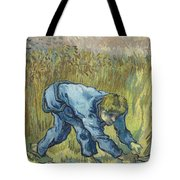 The Reaper After Millet Tote Bag