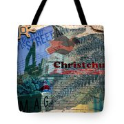 The Rebirth Of A Modern City Tote Bag