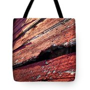 The Red Barn 1 Tote Bag