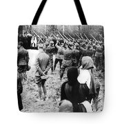 The Red Baron Burial Tote Bag