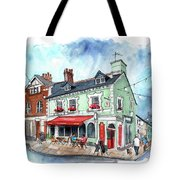 The Red Boat In Beaumaris Tote Bag