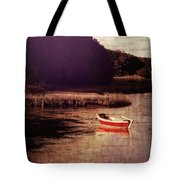 The Red Boat Tote Bag