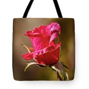 The Red Bud Tote Bag