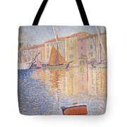 The Red Buoy Tote Bag
