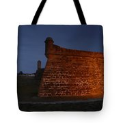 The Red Castillo Tote Bag