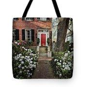 The Red Door - 2 Tote Bag