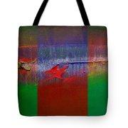 The Red Dragon Tatoo Tote Bag