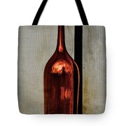 The Red Glass Bottke Tote Bag
