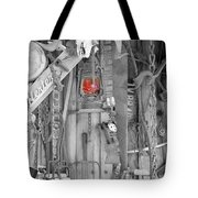 The Red Lantern Tote Bag