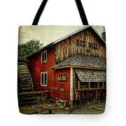 The Red Mill Tote Bag