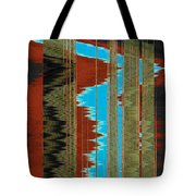 The Red Road Tote Bag