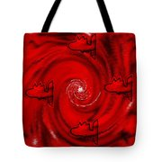 The Red Sea Tote Bag