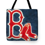 The Red Sox Tote Bag