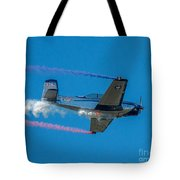 The Red, White And Blue Tote Bag