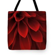 The Reddest Red Tote Bag by Patricia Strand