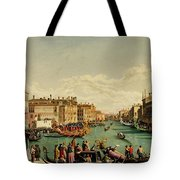 The Redentore Feast In Venice Tote Bag